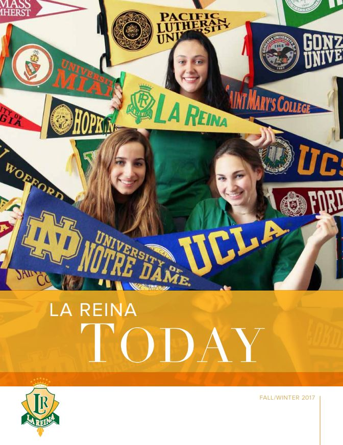 La Reina Today Magazine Has a New Home on LaReina.com