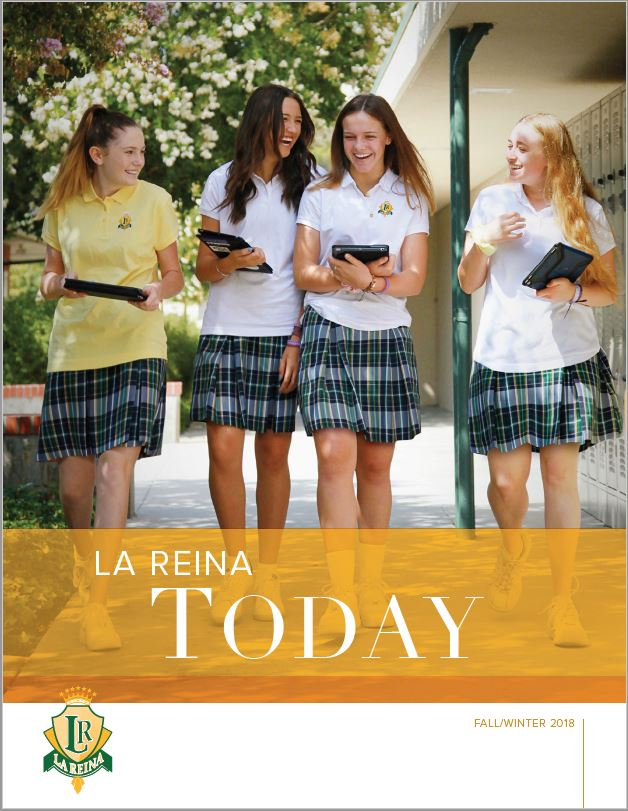 La Reina Today Fall/Winter 2018/19