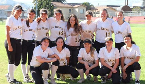 La Reina Softball Wins League Championship