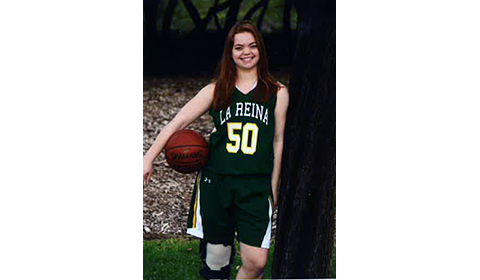 La Reina Senior Shares Wisdom on Bouncing Back from Injury